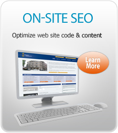on Site SEO