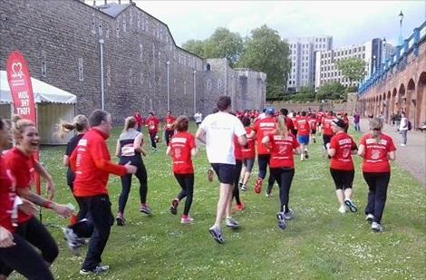BHF Tower of London Run
