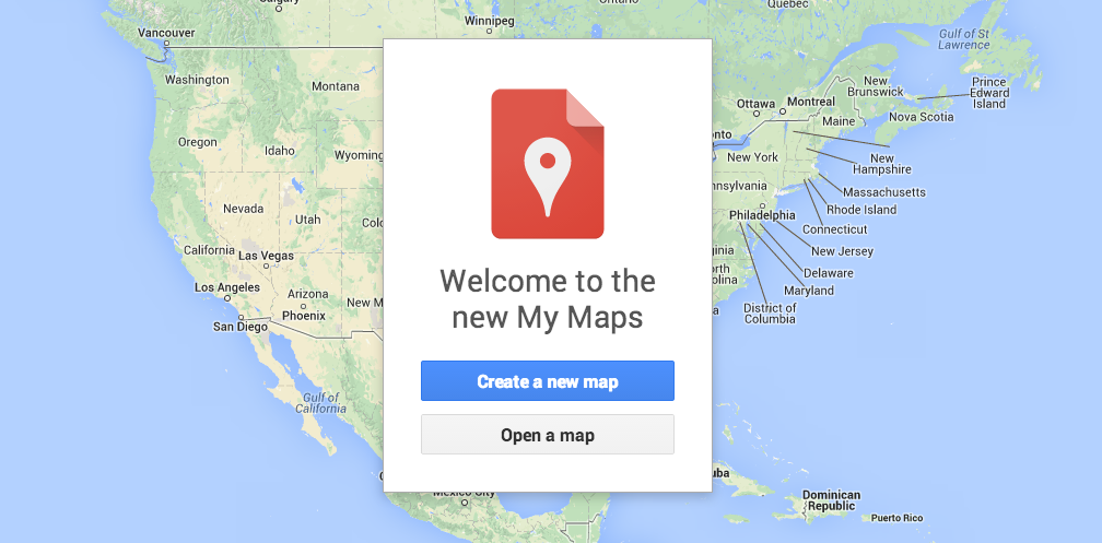 my-maps-home